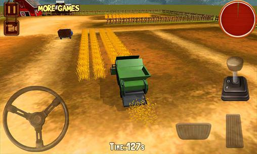 Hay heroes: Farming simulator screenshot 1