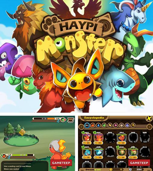 In addition to the game Terapets: The Crazy Scientist for Android phones and tablets, you can also download Haypi: Monster for free.