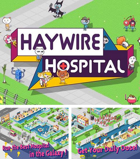 In addition to the game Hospital Havoc 2 for Android phones and tablets, you can also download Haywire hospital for free.