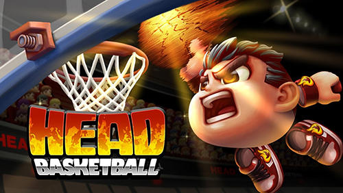 Head basketball poster
