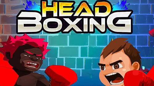 Head boxing poster