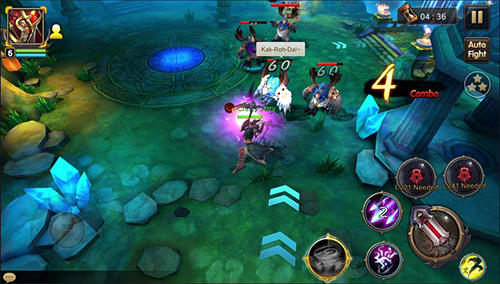 Screenshots von Heart of honor: Burning blood für Android-Tablet, Smartphone.