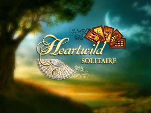 Heartwild solitaire poster