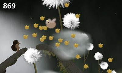 Capturas de pantalla de Hedgehog in the Fog The Game para tabletas y teléfonos Android.