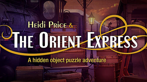 Heidi Price and The Orient express