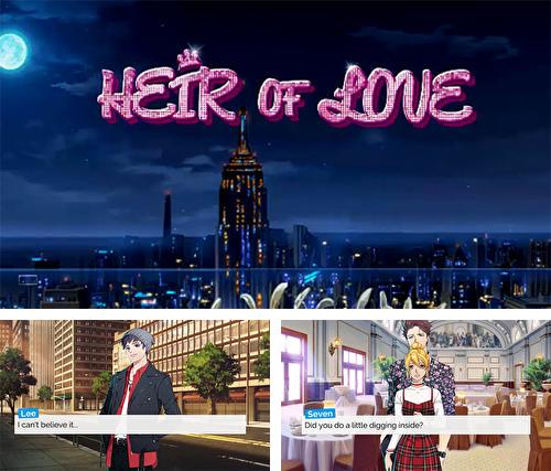 Heir of love: Choose your story