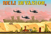 Heli invasion 2: Stop helicopter with rocket APK