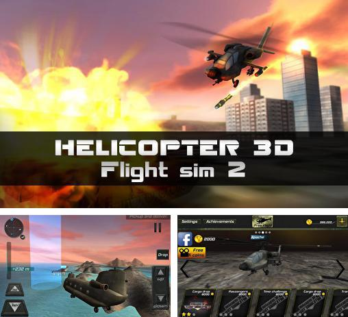 Helicopter 3D: Flight sim 2