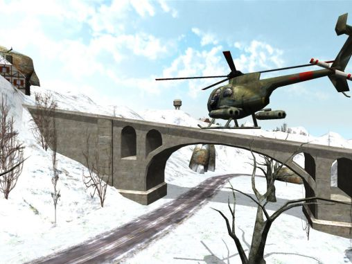 Helicopter rescue pilot 3D скриншот 2