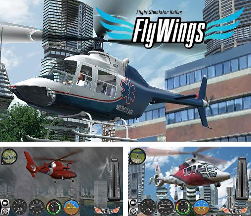 Además del juego Gravedad: No te dejes ir para teléfonos y tabletas Android, también puedes descargarte gratis Helicopter simulator 2016. Flight simulator online: Fly wings.