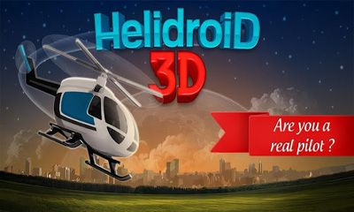 Helidroid 3D poster