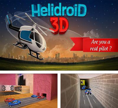 In addition to the game Toy's Parking 3D for Android phones and tablets, you can also download Helidroid 3D for free.