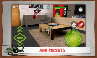 Helidroid Battle 3D RC Copter für Android spielen. Spiel Helidroid Battle 3D RC Hubschrauber kostenloser Download.