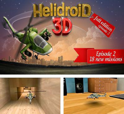 In addition to the game Helidroid: Episode 2 for Android, you can download other free Android games for Huawei Y5 Prime.