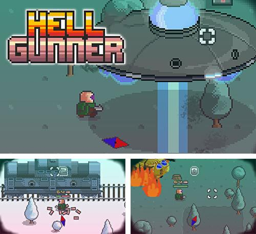 In addition to the game Towns of the dead for Android phones and tablets, you can also download Hell gunner shooter for free.