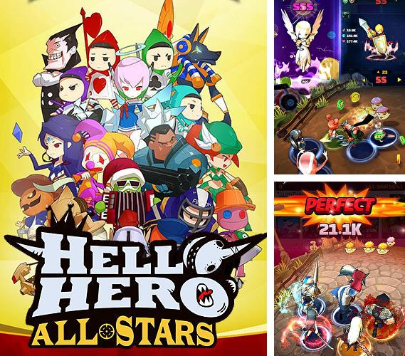 Hello Hero all stars: 3D cartoon idle rpg