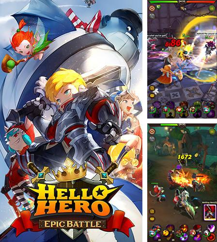 Hello hero: Epic battle