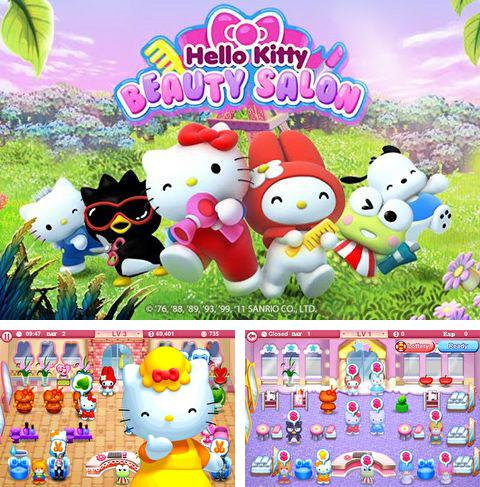 In addition to the game Puppy Dog Dress Up & Care for Android phones and tablets, you can also download Hello Kitty beauty salon for free.