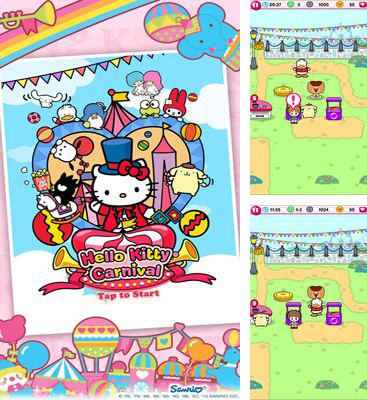 In addition to the game ARC Squadron Redux for Android phones and tablets, you can also download Hello Kitty Carnival for free.