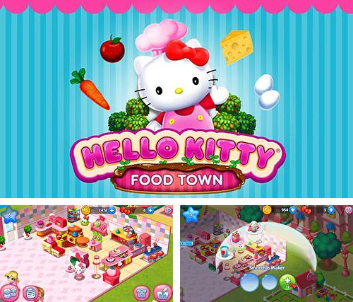 Hello Kitty: Food town
