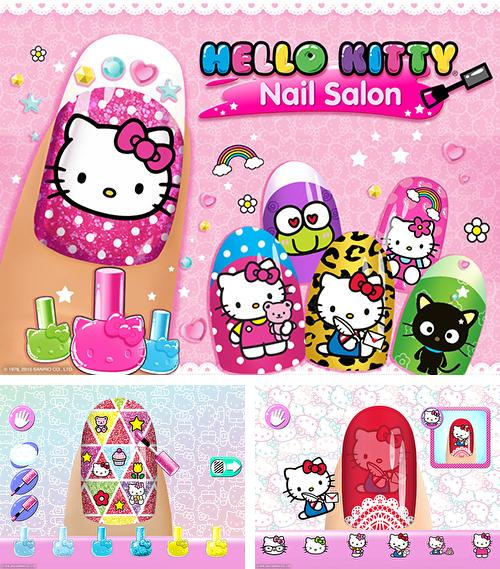 Hello Kitty: Nail salon