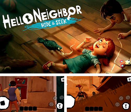 download hello neighbor hide and seek android apk