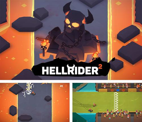 In addition to the game Moto delight for Android phones and tablets, you can also download Hellrider 2 for free.