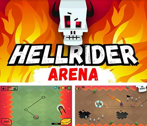 In addition to the game Head ball 2 for Android phones and tablets, you can also download Hellrider arena for free.