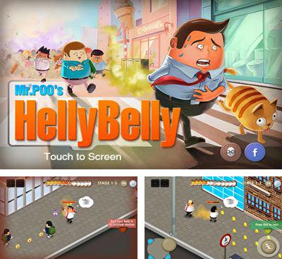 In addition to the game Destructis for Android phones and tablets, you can also download HellyBelly for free.