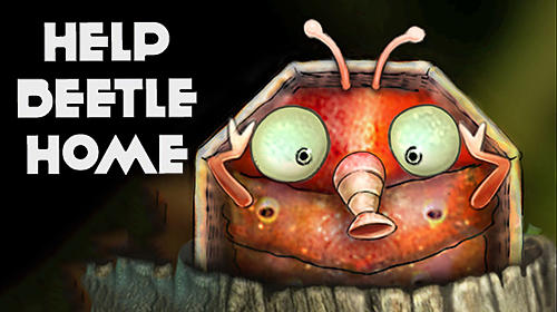 Help beetle home poster