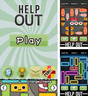 In addition to the game Plumber for Android phones and tablets, you can also download Help Out for free.