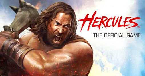 Hercules: The official game обложка