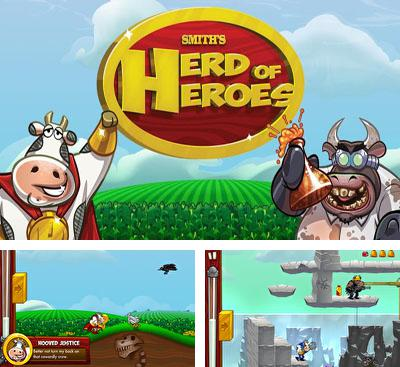 In addition to the game Tornado for Android phones and tablets, you can also download Herd Of Heroes for free.