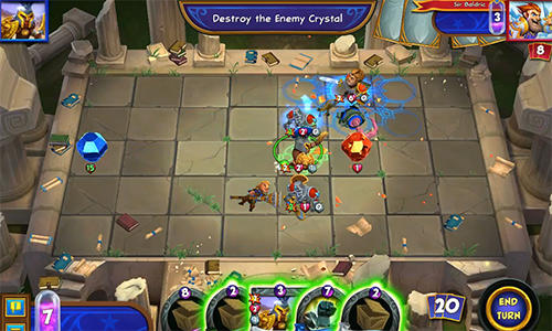 Hero academy 2: Tactics game for Android - Download APK free
