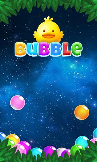 Hero bubble shooter