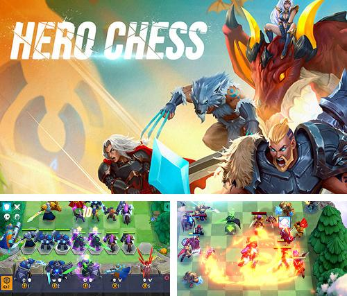 Hero chess: Teamfight auto battler