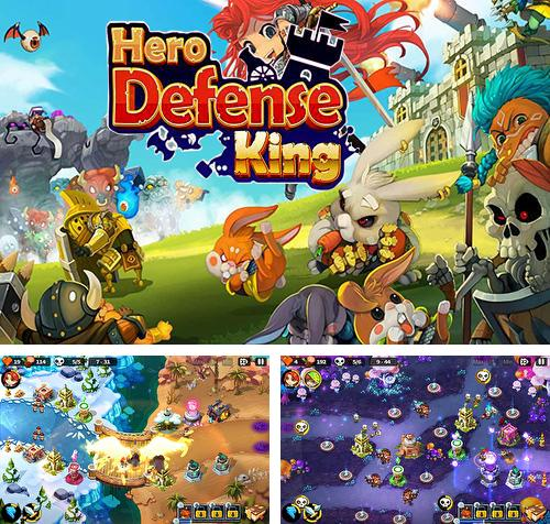 Hero defense king