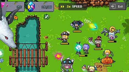 Hero evolution für Android spielen. Spiel Helden Evolution kostenloser Download.
