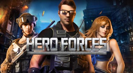 Hero forces poster