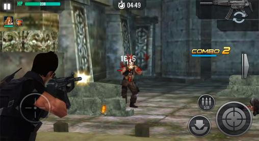 Hero forces screenshot 2