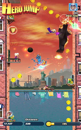 Hero jump screenshot 3