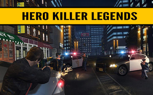 Hero killer legends poster