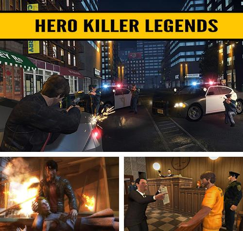 Hero killer legends