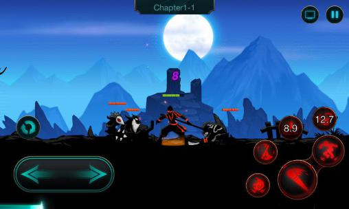 Screenshots von Hero legend für Android-Tablet, Smartphone.