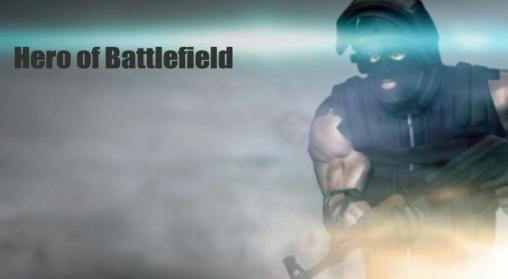 Hero of battlefield