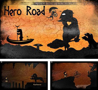 In addition to the game CheeseMan for Android phones and tablets, you can also download Hero Road for free.