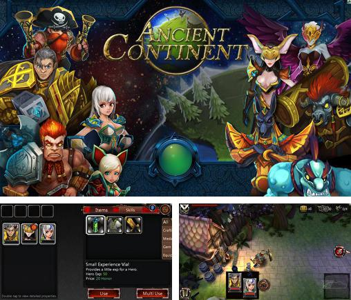 In addition to the game Hero TD: Ancient continent for Android, you can download other free Android games for Huawei Ascend G520.
