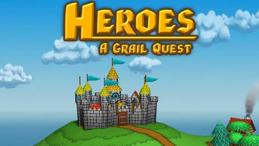 Heroes: A Grail quest обложка
