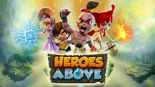 Heroes above: Sky clash