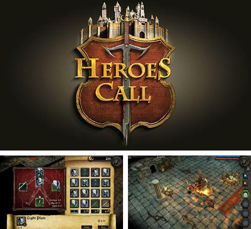 In addition to the game Snappy Dragons for Android phones and tablets, you can also download Heroes call for free.